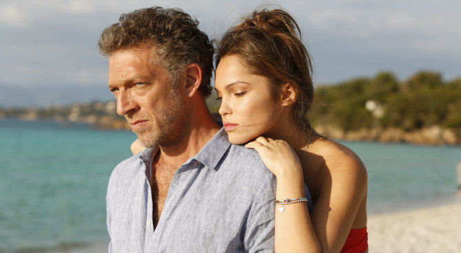 VINCENT CASSEL: IN ITA...