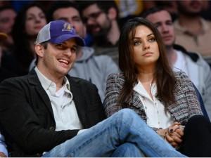 mila kunis-Ashton Kutcher
