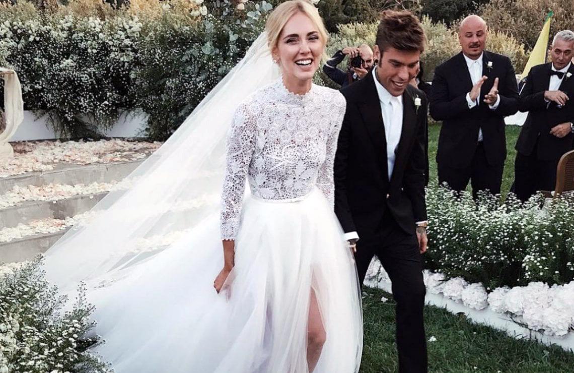 Matrimonio Ferragnez In Diretta : Matrimonio ferragnez è costato un milione di euro ma ne