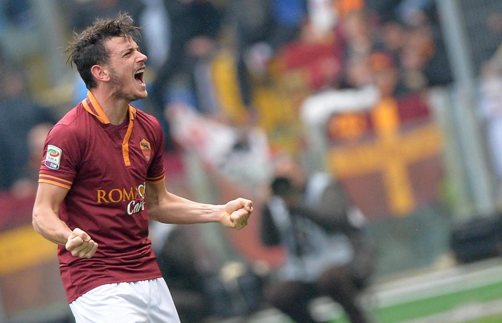 Soccer: Serie A; Roma-Genoa