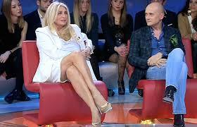 Mara Venier e Alfonso Signorini