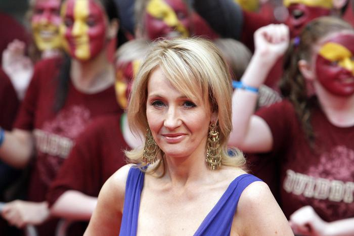 J K Rowling plans Harry Potter spin-off film