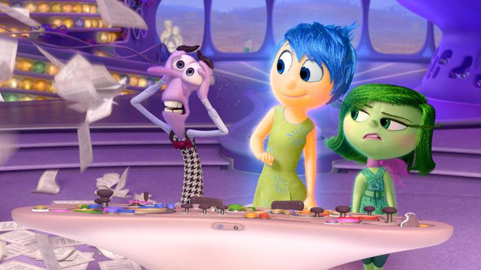 Cinema: 'Inside Out'