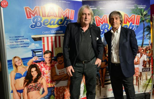 fratelli vanzina - miami beach