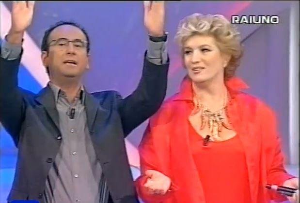 carlo-conti-iva-zanicchi-domenica-in-2000