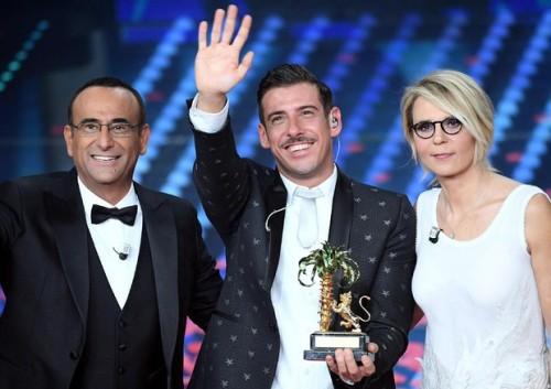 Conti - Gabbani - De Filippi Sanremo 2017