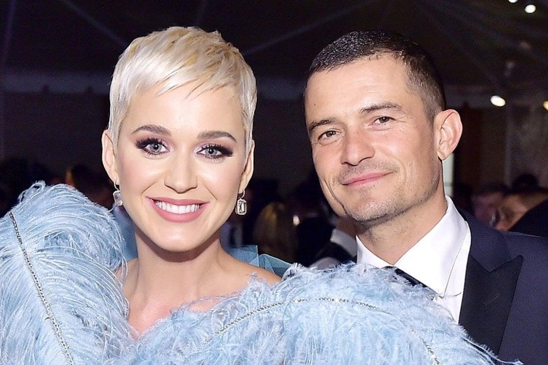 Katy Perry storia di incontri
